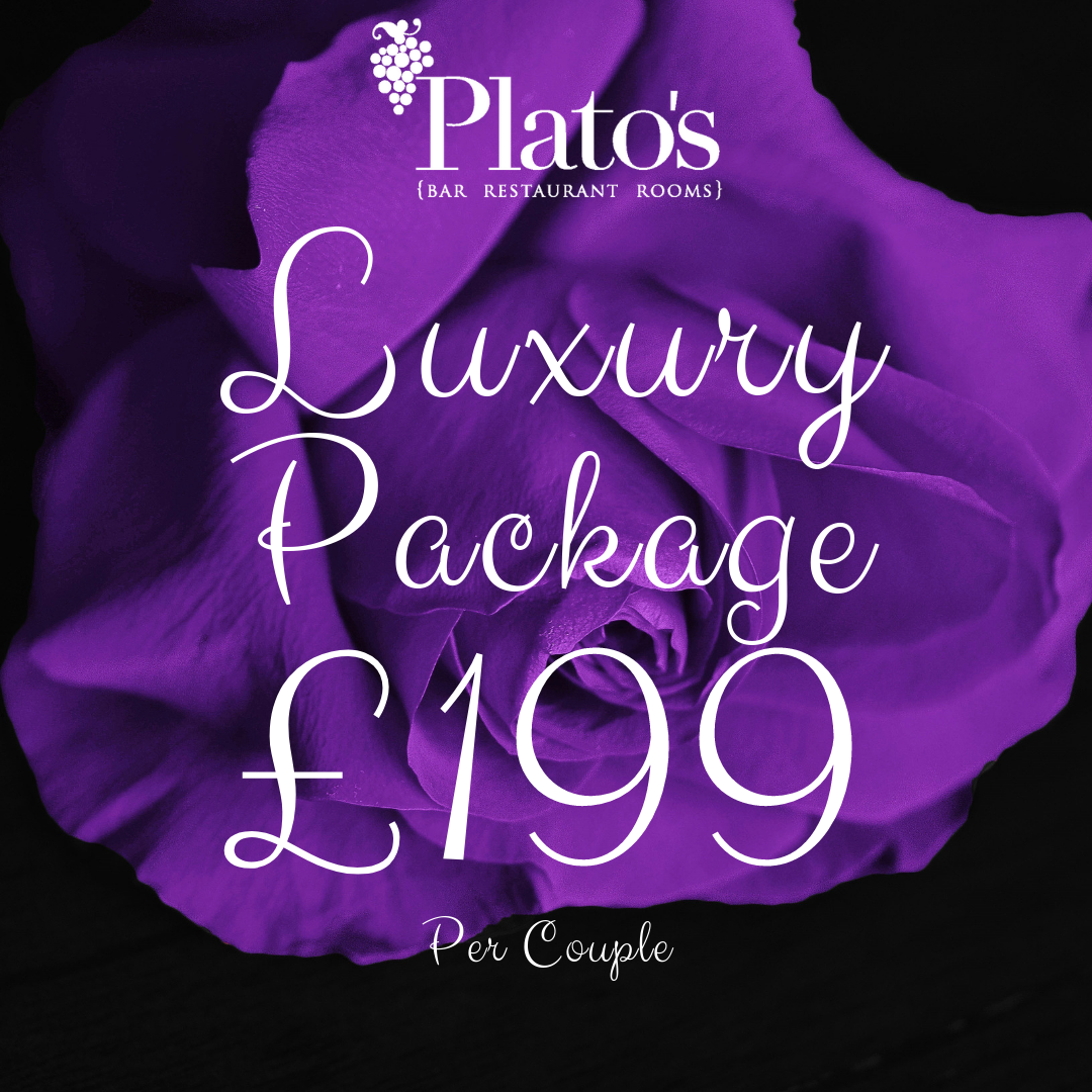 Luxury Dinner bed and Breakfast offer for two people